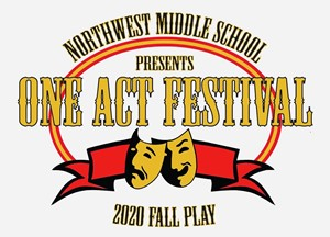 One Act Fall Festivall Graphic