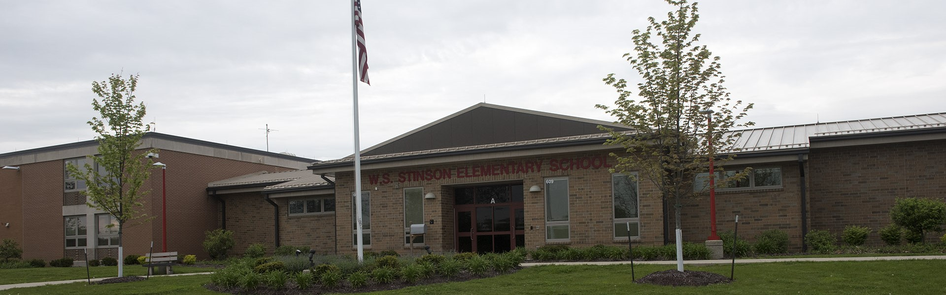 Photograph of W.S. Stinson Elementary