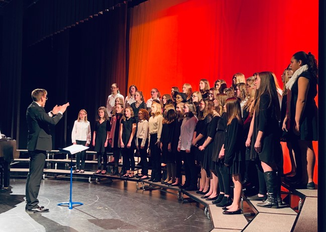 Vocal Music Department - Northwest Local Schools